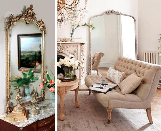 decoracao-classica-espelhos
