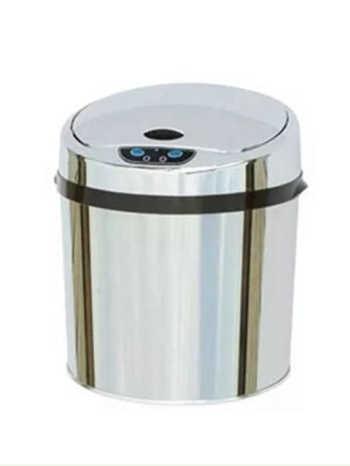 Lixeira Automática Em Aço Inox 6l - Westing