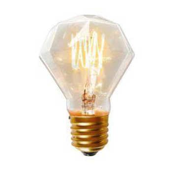 Lâmpada Incandescente 40w Filamento Carbono D64 127v Blumenox
