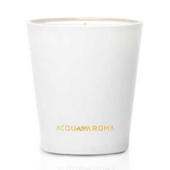 Vela Perfumada Jasmim E Romã 270g - Premium - Acqua Aroma/smell