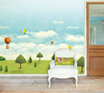 Painel De Papel De Parede Royal Pipland - Pip Studio
