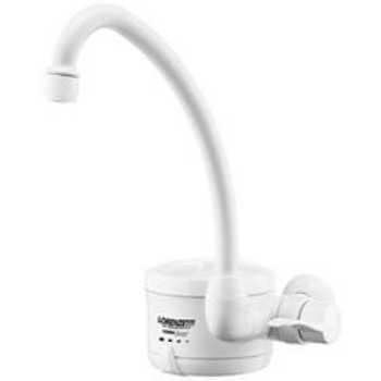 Torneira Elétrica Para Cozinha De Parede 4800w 110v Loreneasy Branca