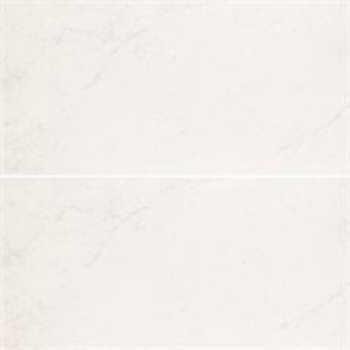 Revestimento Esmaltado Natural Borda Reta Marmi Clássico Bianco Pighes 60x120cm