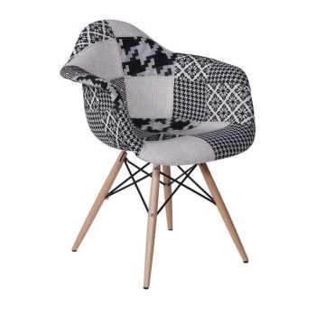 Cadeira Eames Patchwork