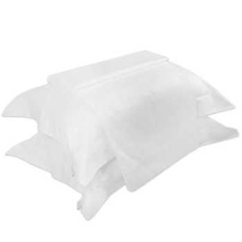 Lençol Percal 400 Fios Premium All White