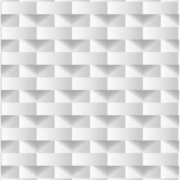 Papel De Parede Bobinex Coleção Dimensões Retângulo Cinza 4702 - Lymdecor