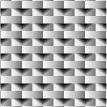 Papel De Parede Bobinex Coleção Dimensões Retângulo Preto 4703 - Lymdecor