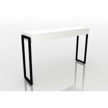 Aparador Desk Branco - Fit Mobel