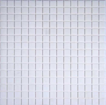 Pastilha De Vidro Oriental Branca K1
