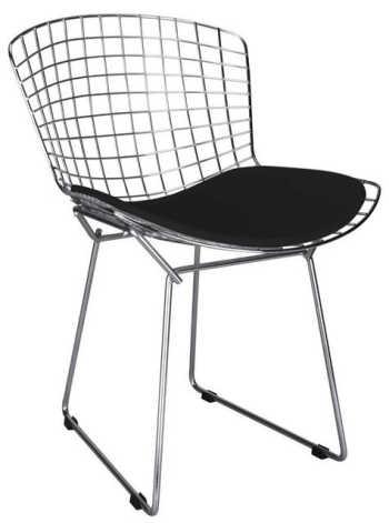 Cadeira Bertóia Cromada