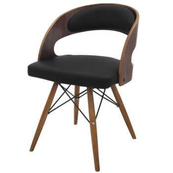 Cadeira Em Madeira Alain