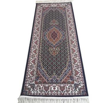 Tapete Passadeira Estilo Persa Tabriz Farsh 2,5x0,8m