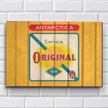 Placa Decorativa P120 - Cerveja Original