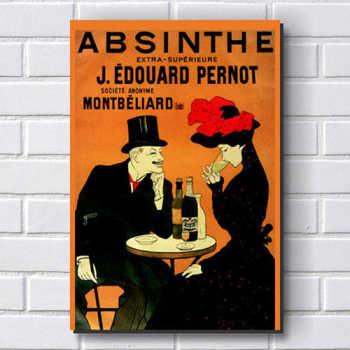 Placa Decorativa P163 - Absinto