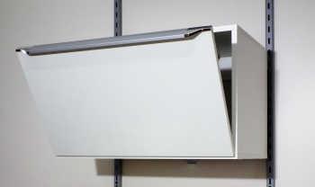 Basculante Invertido Linha Move 60x36 Branco - Getama Móveis