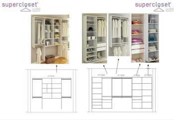 Conjunto Completo Para Closet 03 Branco - Getama Moveis