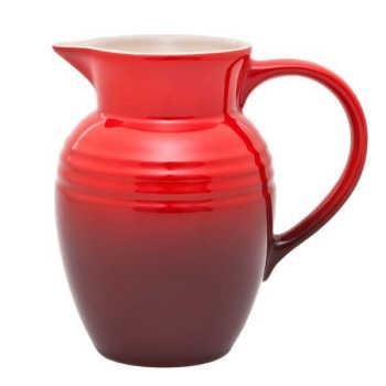 Jarra Le Creuset Vermelho Cerâmica 2l - 101551