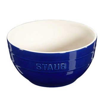 Bowl De Cerâmica Staub Azul Marinho 400ml - 10737