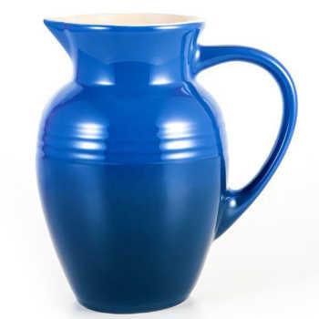 Jarra Le Creuset Azul Cobalto Cerâmica 2l - 17519