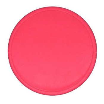 Jogo Americano Redondo De Pvc Vermelho 38cm - 18734