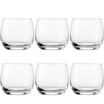 Copo Whisky Schott Banquet 6 Peças 400ml - 30201