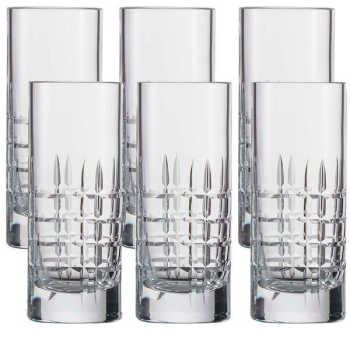 Copo Long Drink Schott Basic Classic 6 Peças 311ml - 30204