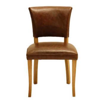 Cadeira Arpia Couro