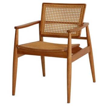 Cadeira Com Braço Anos 50