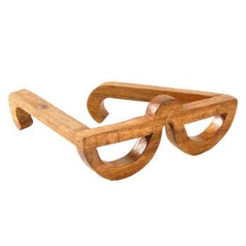 Óculos Da Vovó Madeira