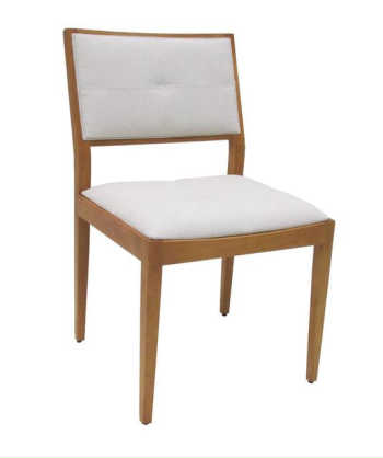 Cadeira Quadra Estofada