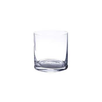 Jogo 6 Copos Baixos De Cristal Ecológico Bar Line Classic 410ml 4105571