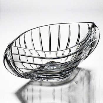 Saladeira De Cristal Orbit 30cm 3105670